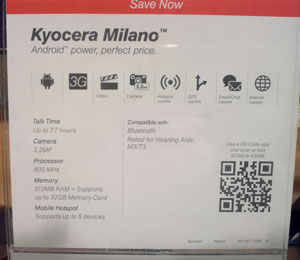 can iphone camera read qr codes